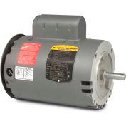 VL1317A moteur Baldor-Reliance, 2HP, 3450 RPM, 1PH, 60HZ, 56C, 3528L, ouvrir, F1, N
