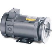 Baldor-Reliance DC Metric Motor, VP3455-14, 1 HP, 1750 RPM, TEFC, D80C Frame