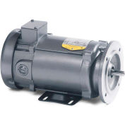 Baldor-Reliance DC Metric Motor, VP3468D, 1.5 HP, 3000 RPM, TEFC, D90D Frame