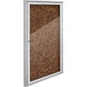 """Balt® Weather Sentinel Outdoor Enclosed Cabinet - 1 Door - 24""""W x 48""""H Tan"""
