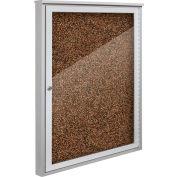 """Balt® Weather Sentinel Outdoor Enclosed Cabinet - 1 Door - 36""""W x 48""""H Tan"""