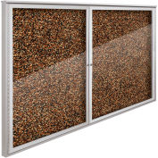 "Balt® Weather Sentinel Outdoor Enclosed Cabinet - 2 Doors - 72""W x 48""H Tan"