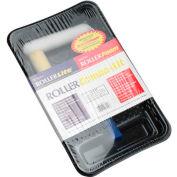 "PVC Shrink Bags, 100 Ga., 18""W x 22""L, Clear, 100/Pack"