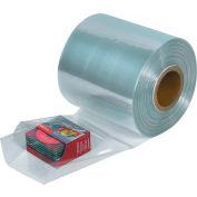 "PVC Shrink Tubing 4""W x 1,500'L 100 Gauge Clear - 1 Rouleau"
