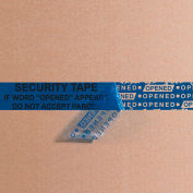 "Tape Logic® Secure Tape 3"" x 60 Yds. 2.5 Mil Blue 1 Pack"