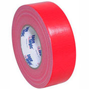 "Tape Logic® Duct Tape, 2"" x 60 yds, 10 Mil, Red - 3/PACK"