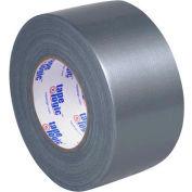 """Ruban adhésif logique Duct Tape 3 """"x 60 vgs 9 Mil Silver--16/PACK"""