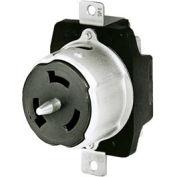 Bryant CS8369A Locking Device Receptacle, 3PH 250V, 50A