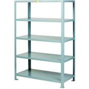 Little Giant®  Welded Steel Shelving, 5 Shelves, 24 x 48