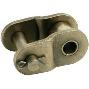 """Tritan Precision Ansi Nickel Plated Roller Chain - 35-1np - 3/8"""" Pitch - Offset Link"""