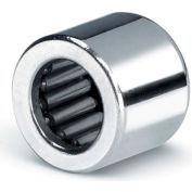 Bearings Limited BH812 OH aiguille roulement, coupe dessinée, jointifs, trou d'huile, alésage 12,7 mm