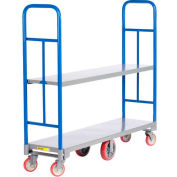 Little Giant® High End Truck with Removable Shelf HE-1648-RS - 16 x 48