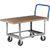 Little Giant® Work Height Platform Truck with Hardboard Top RNH-3048-6MR - 30 x 48