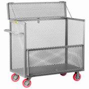Giant® petite sécurité boîte camion SB-3048-6PY, 30 x 48