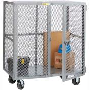 Giant® petit stockage Mobile Locker SCN-3048-6PH, 30 x 48, roues phénoliques