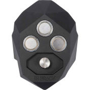 Brady® BMP-MAGNET-2 Magnet For BradyPrinter M611, Black