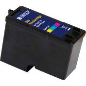 Brady® J20-CMY J20 Ink Cartridge, Cyan/Magenta/Yellow, Ink Jet
