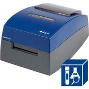 Brady® J2000-BWSLAB BradyJet J2000 Inkjet Full Color Label Printer with Lab Suite Software