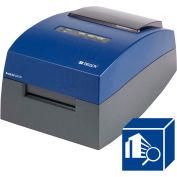 Brady® J2000-BWSSFID BradyJet J2000 Inkjet Full Color Label Printer with SFID Suite Software