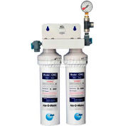 Water Filter Manifold Designed For Ice Makers Producing Up To 2,400 Lbs.  W/Special Scale Inhibitor