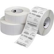 "Zebra Z Perform Perforated Paper Labels, 4""W x 6""L, 3"" Core, 8""OD, 4/Pack"