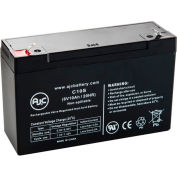 AJC® Powertron PE106RF1 6V 10Ah UPS Battery