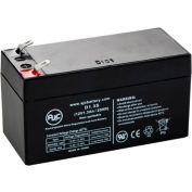 AJC® Sonnenschein A5121.2S 12V 1.3Ah Emergency Light Battery