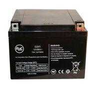 AJC® Edwards 1612 12V 26Ah Emergency Light Battery