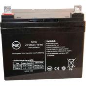 AJC® Sure-Lites Sure-Lites 3907 12V 35Ah Emergency Light Battery