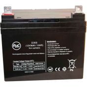 AJC® Datasafe NPX-135 135w 12V 35Ah UPS Battery