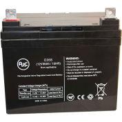 AJC® sûr-Lites 7 12V 35Ah batterie légère d'urgence