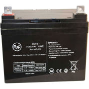 AJC® Dual-Lite 12760 12V 35Ah Emergency Light Battery