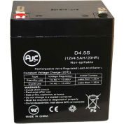 AJC® Edwards EST 12V4A 12V 4.5Ah Emergency Light Battery