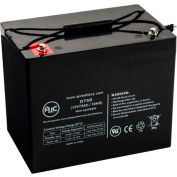 AJC® Sonnenschein A41250 F10 12V 75Ah Emergency Light Battery