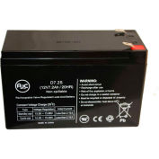AJC® Eaton Powerware 58700036-001 12V 7Ah UPS Battery