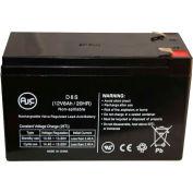 AJC® SOLAHD SDU500-5 12V 8Ah batterie de l'onduleur