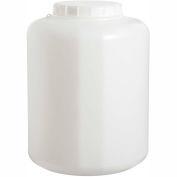 Bel-Art Heavy Duty Closure Bottle 109060010, HDPE, 10000ml, Clear, Wide Mouth, 1/PK