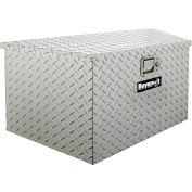 "Acheteurs en aluminium remorque camion boîte 34 ""W - 1701380"