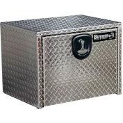 Buyers Aluminum Underbody Truck Box w/ T-Handle - 18x18x24 - 1705100