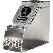 Buyers Aluminum Truck Step Box 24 x 28 x 12 - 1705180