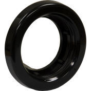 "2"" Black Grommet For Round Recessed Lights - Min Qty 100"