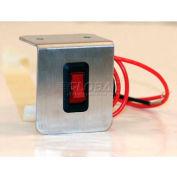 Switch Panel, Single, On-Off Illuminated, - Min Qty 3