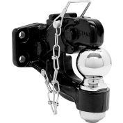 """Buyers Products 8-Ton Combination Hitch w/ Mounting Kit, 2-5/16"""" Hitch Ball - BH82516"""