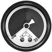 Acheteurs de pression Gauge, Bti15p, 1/8-27 Nptf Ports - Qté Min 8