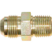 """Buyers Male Connector, H5205x6, 3/8"""" Tube O.D., 1/4"""" Npt - Min Qty 46"""