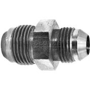 """Buyers Small Hex Union, H5305x8, 1/2"""" X 1/2"""" Tube O.D To Tube O.D - Min Qty 28"""