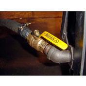 """Hydrastar plein robinet à boisseau sphérique, HBV200, 2"""" régulateur de débit, 600 E.P.G. Non-choquent"""