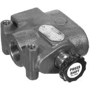 "Buyers 2 Position Press Shift Selector Valve, HSV075, 3/4"" NPTF, 20 GPM"