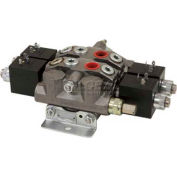 Buyers Electrically Operated Sectional Valves, HVE33PB, 3 Way, 3 Way, PB