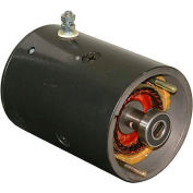 Buyers 12V DC Motor, M3200, Clockwise Rotation, Less Drive End